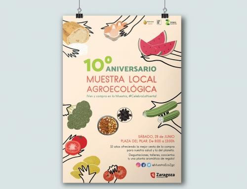 X Aniversario Muestra Agroecológica